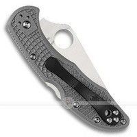 Фото Нож Spyderco Delica4 Flat Ground C11FPGY